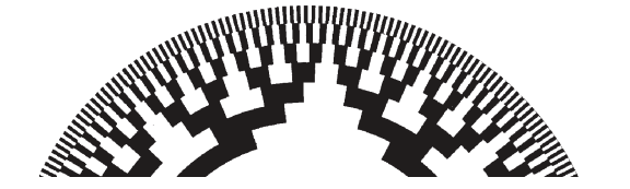 Depiction of Absolute Encoder Output